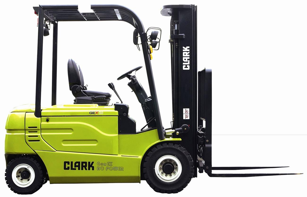 GEX Akülü Forklift