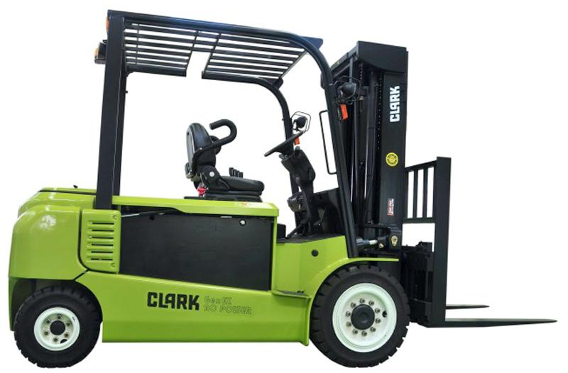 akülü Forklift