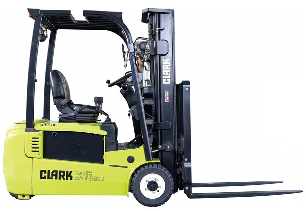 Electric Forklift GTX 16 / 18 / 20s