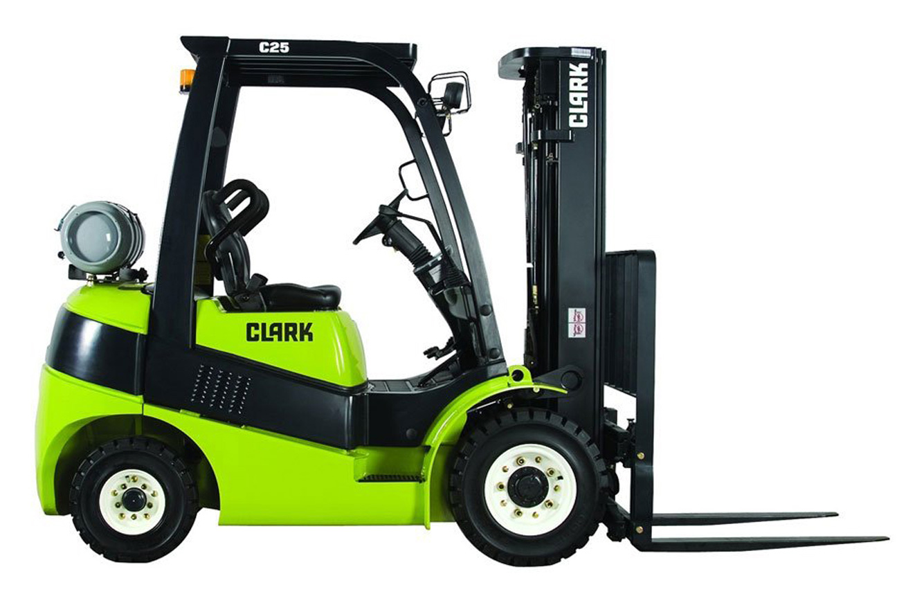 LPG'li Forklift