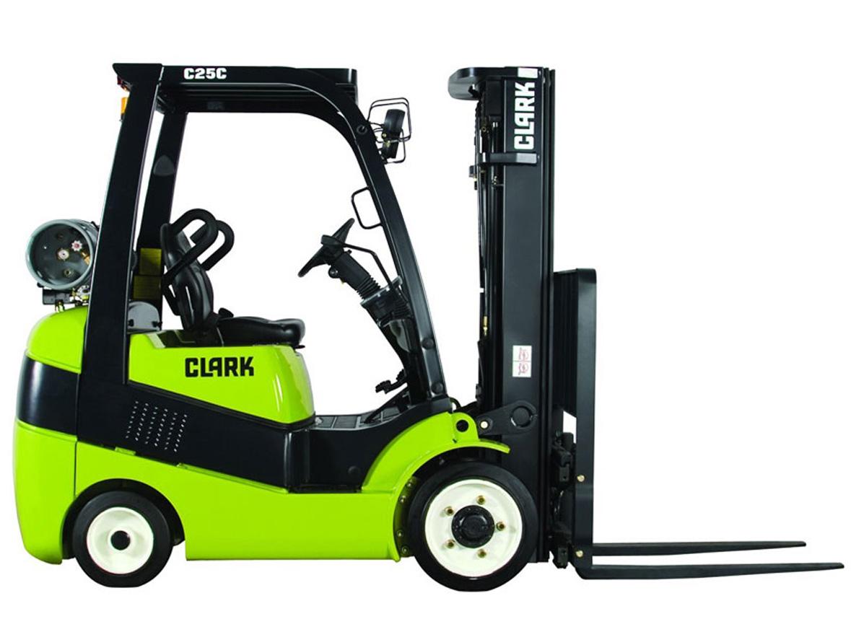 LPG'li Forklift c25c